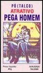 Ritueel Poeder 'Pega Homem' van het merk Talismã.